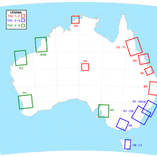 Terminal Area Charts